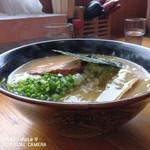 らぁめん 喜乃壺 - 真空蕎麦