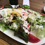 CALIFORNIA DINING THUNDER STEAK&HAMBURGER - シーザーサラダ