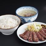 たんとと和くら - 料理写真:旨さの秘密は、丁寧な仕込みと炭火焼。名物の牛たん焼きをぜひ★