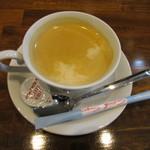垂水ビストロ シャコルザ - 食後のドリンク~長田のお気に入り自家焙煎珈琲豆工房☕、豆匠のお店オリジナルブレンドコーヒー