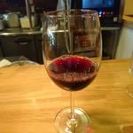 69156166 - 赤ワイン♪