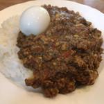 チャナ - ひき肉カレー(キーマカレー)