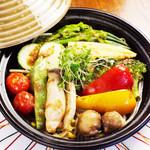 La Provence Café - 季節野菜のタジン蒸し