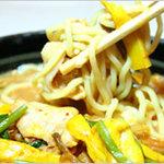 中国料理 萬里 - 泡菜湯麺 950円 泡菜(パオツァイ)は韓国のキムチのこと。よそでは味わえない当店オリジナルのラーメンです。