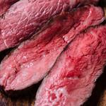 ビストロガストロス - 【ランチ】ハンガリー産鴨胸肉のロースト