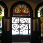 69160588 - ジャック・開港記念会館のステンドグラス