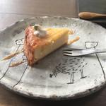 69161911 - ザ・チーズケーキ(420円)