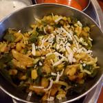 スパイスマジック カルカッタ - 豆と野菜のカレー