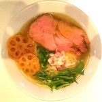 麺や 彩~iro~ - 料理写真:塩そば