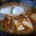 ばんどう太郎 - 料理写真:坂東みそ煮込みうどん1134円