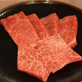 松阪牛赤身1300円(税別)