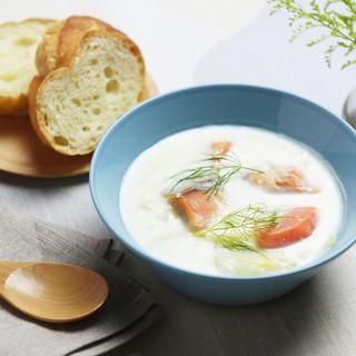 からだと心にやさしいお食事を、可愛らしい北欧のお皿と楽しむ★