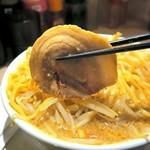 麺屋 三郎 - バラ肉ロール