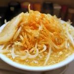 麺屋 三郎 - 一味マシマシで…