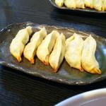 長楽 - 料理写真:焼餃子