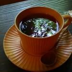 東山ボヌール - 「フルーツガーデン」というとても香の良いフルーツティ♪♪