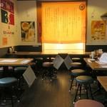 東京MEAT酒場 - 2階は禁煙席