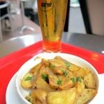 セガフレード・ザネッティ  - Fried Potato with Anchovy¥380
