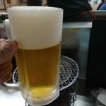69167359 - 生ビール大。うむ最高!