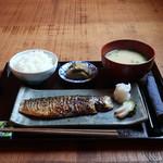 69167932 - 鯖の塩焼定食