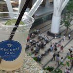 IDEE CAFE PARC - ジンジャーライムソーダ