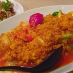 セパタ - えびの玉子カレー