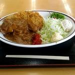 弁菜亭 - カツカレー550円。