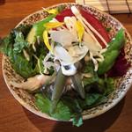 東京 今井屋本店 - レタスサラダ