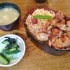 鳥焼 辰の字 - 料理写真:焼鳥弁当(ランチ)850円
