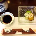 Uwoharu - 定食小鉢