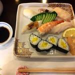 Uwoharu - にぎり定食