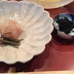 69172018 - ★9.5ヒラメ昆布締め ★9極上岩海苔の佃煮