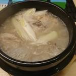 コリアンカフェ ケナリ - 半参鶏湯