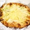 ナマステ - 料理写真:ガーリックチーズナン¥550