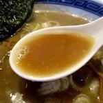 中華蕎麦 氷室 - 淡麗とは思えぬ濃厚なスープ!