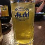 田舎三昧 とんぼ - 緑茶ハイ450円