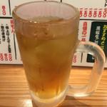 ちょい呑み まる大本舗 2nd - ウーロンハイ¥330(税別)