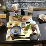 ホテル雲丹御殿 - セッティング