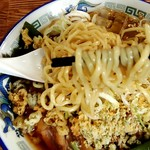 らー麺 たまや零式 - 麺 アップ