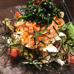 Dainingufujikura - 藤蔵サラダ