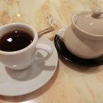 ゲウチャイ - 食後の甘いお茶(Aランチ)