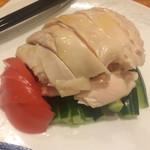 69181233 - 白油鶏(蒸し鶏)
