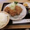 かつ村 - 料理写真:日替わり定食880円