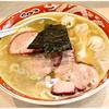 支那ソバ すずき - 料理写真:特製塩ソバ 1000円 煮干の旨味がストレートに味わえる一杯です。