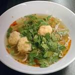 Thai Food Lounge DEE  - 【タイ式汁そば】¥734