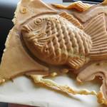 鯛幸 - 料理写真:はみ出したい焼き