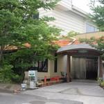 レッフェル - 熊本市の流通センターの中にあるステーキとハンバーグのお店です。