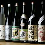 白金酉玉 - 全国から銘酒を厳選。焼鳥と日本酒が奏でる素敵なマリアージュ