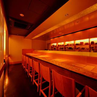 <掘りごたつ個室あり>和モダン空間で優雅にお食事を楽しむ