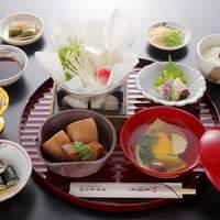 いもぼう平野家本店 - いもぼう湯豆腐セット